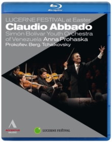 Claudio Abbado: Lucerne Festival 2010 (Simon Bolivar Youth Orch.), Blu-ray BluRay