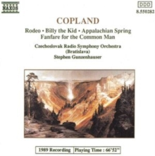 Copland: Rodeo - Billy the Kid - Appalachian Spring - Fanfare for, CD / Album Cd