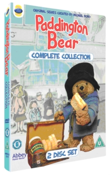 Paddington Bear: The Complete Collection, DVD  DVD