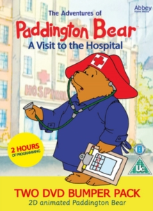 Paddington Bear: A Visit to the Hospital/Paddington..., DVD  DVD