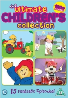The Ultimate Children's Collection, DVD DVD