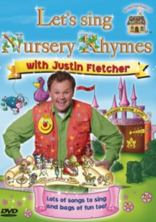 Let's Sing Nursery Rhymes With Justin Fletcher, DVD  DVD