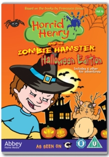 Horrid Henry: Horrid Henry and the Zombie Hamster, DVD  DVD