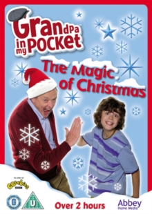 Grandpa in My Pocket: The Magic of Christmas, DVD  DVD