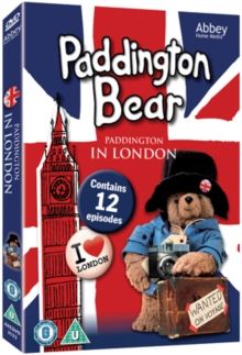 Paddington Bear: Paddington in London, DVD  DVD