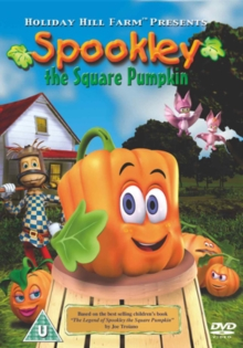 Spookley the Square Pumpkin, DVD  DVD