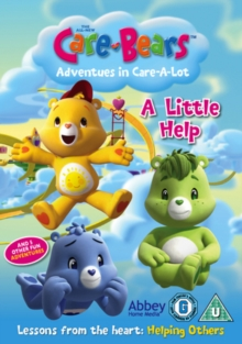 Care Bears: A Little Help and Five Other Fun Adventures, DVD  DVD