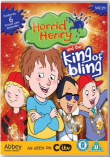 Horrid Henry: Horrid Henry and the King of Bling, DVD  DVD