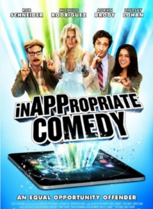 InAPPropriate Comedy, DVD  DVD