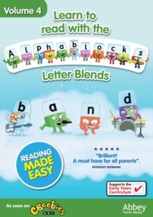 Alphablocks: Volume 4, DVD  DVD