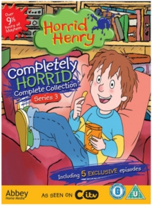 Horrid Henry: Completely Horrid Complete Collection - Series 3, DVD  DVD