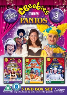 CBeebies Panto: Collection, DVD  DVD