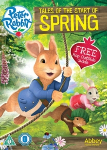 Peter Rabbit: Tales of the Start of Spring, DVD  DVD