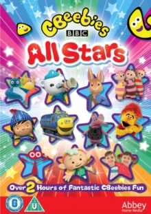 Cbeebies: All Stars - Volume 3, DVD  DVD