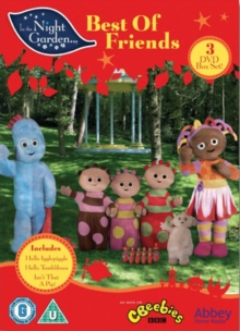 In the Night Garden: Best of Friends, DVD  DVD