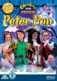 CBeebies Panto: Peter Pan, DVD  DVD