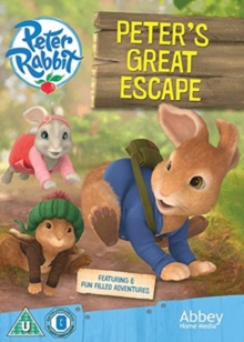 Peter Rabbit: Peter's Great Escape, DVD DVD