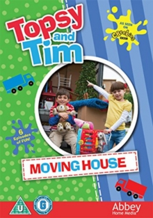 Topsy and Tim: Moving House, DVD DVD