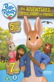 Peter Rabbit: The Adventures of Peter Rabbit and Friends, DVD DVD
