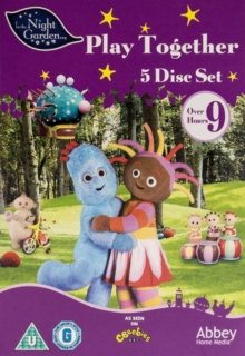 In the Night Garden: Play Together, DVD DVD