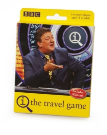 4445 QI Travel Game, General merchandize Book