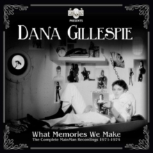 What Memories We Make...: The Complete MainMan Recordings 1971-1974, CD / Album Cd