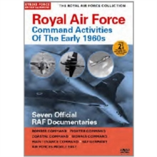 Royal Air Force: Command Activities of the Early 1960s, DVD  DVD
