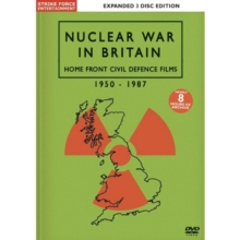 Nuclear War in Britain - Home Front Civil Defence Films 1951-1987, DVD  DVD