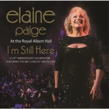 I'm Still Here: At the Royal Albert Hall (50th Anniversary Edition), CD / Album with DVD Cd