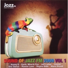 The Sound of Jazz FM 2009, CD / Album Cd