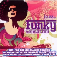Funky Sensation, CD / Album Cd