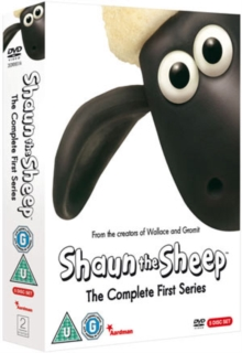 Shaun the Sheep: Complete Series 1, DVD  DVD