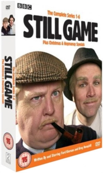 Still Game: Complete Series 1-6/Christmas and Hogmanay Specials, DVD  DVD