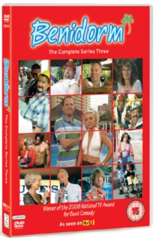 Benidorm: The Complete Series 3, DVD DVD