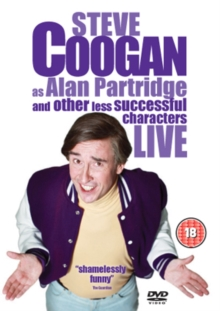 Steve Coogan As Alan Partridge and Other Less Successful..., DVD  DVD