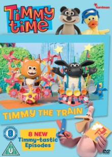 Timmy Time: Timmy the Train, DVD  DVD