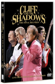 Cliff Richard and the Shadows: The Final Reunion, DVD  DVD