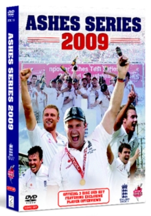 The Ashes Series 2009, DVD DVD