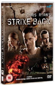 Chris Ryan's Strike Back, DVD  DVD