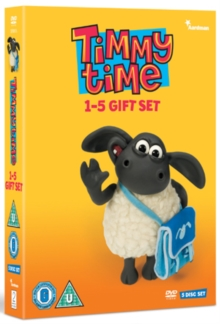 Timmy Time: Series 1-5, DVD  DVD