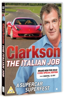 Clarkson: The Italian Job, DVD  DVD