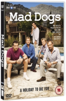 Mad Dogs, DVD  DVD