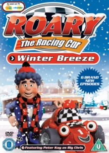 Roary the Racing Car: Winter Breeze, DVD  DVD