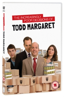 The Increasingly Poor Decisions of Todd Margaret, DVD DVD