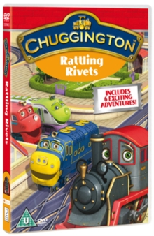 Chuggington: Rattling Rivets, DVD  DVD