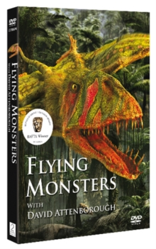 Flying Monsters, DVD  DVD