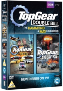 Top Gear Double Bill - The Hammond and May Exclusives, DVD  DVD