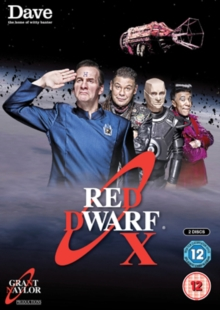 Red Dwarf: X, DVD  DVD