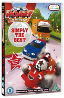 Roary the Racing Car: Simply the Best, DVD  DVD