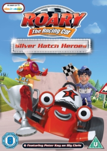 Roary the Racing Car: The Silver Hatch Heroes, DVD  DVD
